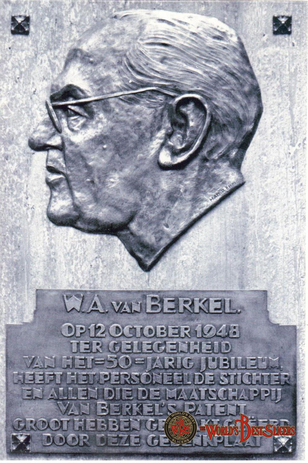2 W.A.Van Berkel's Geschichte