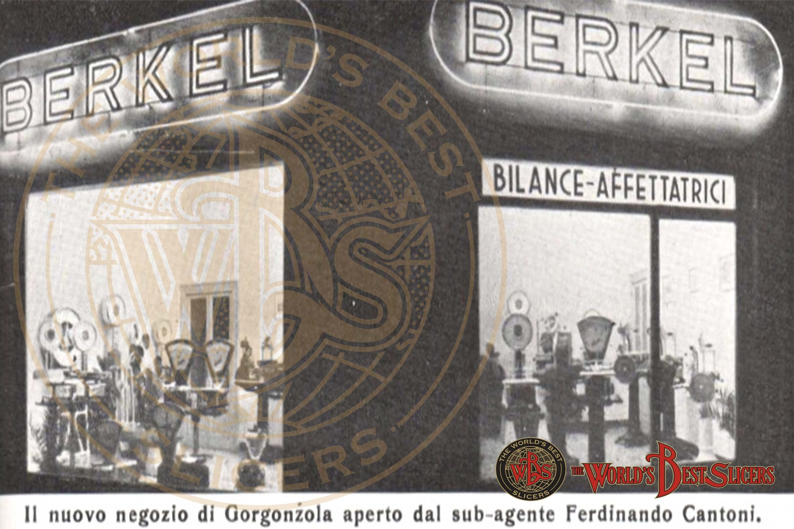 Gorgonzola-scaled W.A.Van Berkel's Geschichte