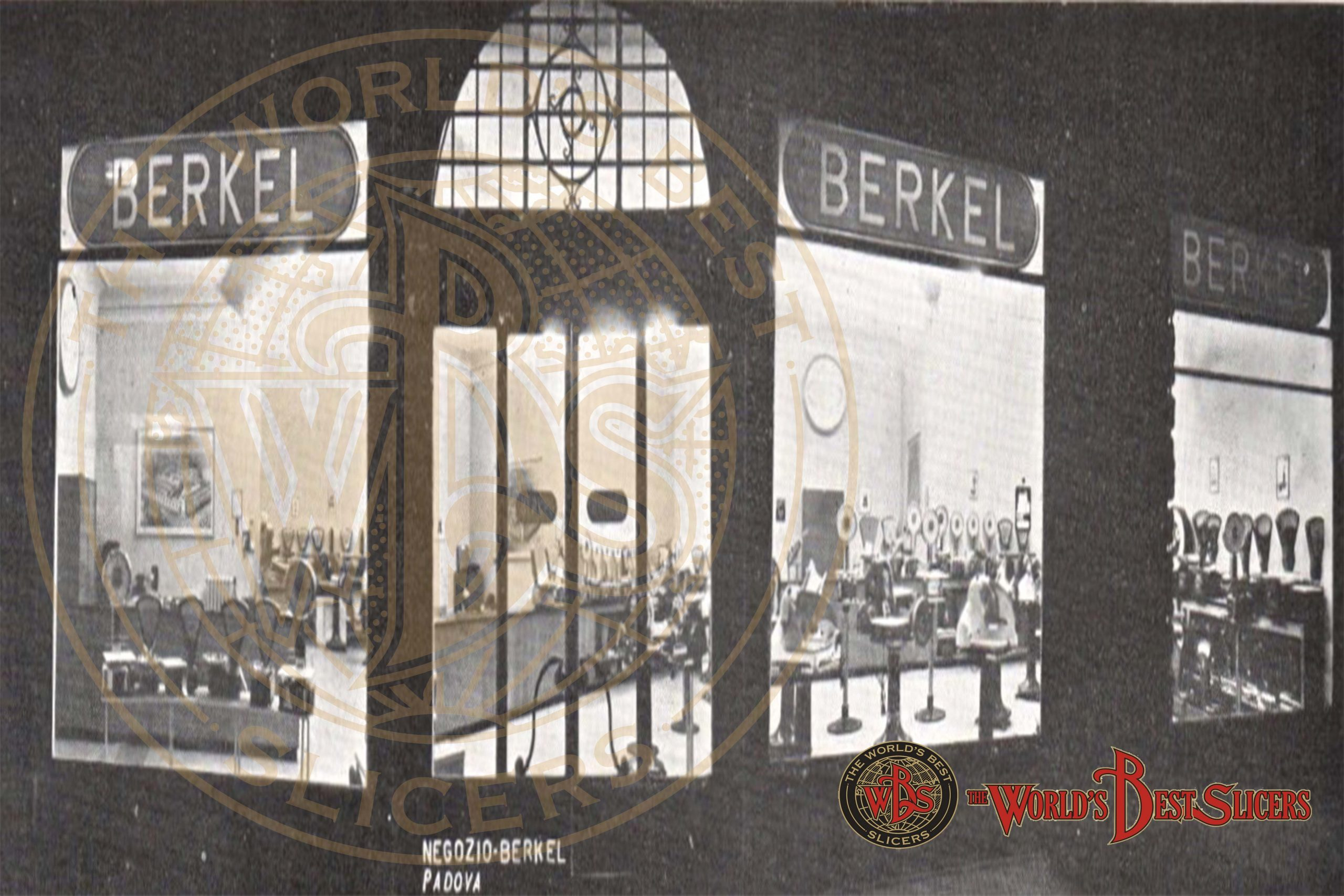 Padova1955-scaled W.A.Van Berkel's Geschichte