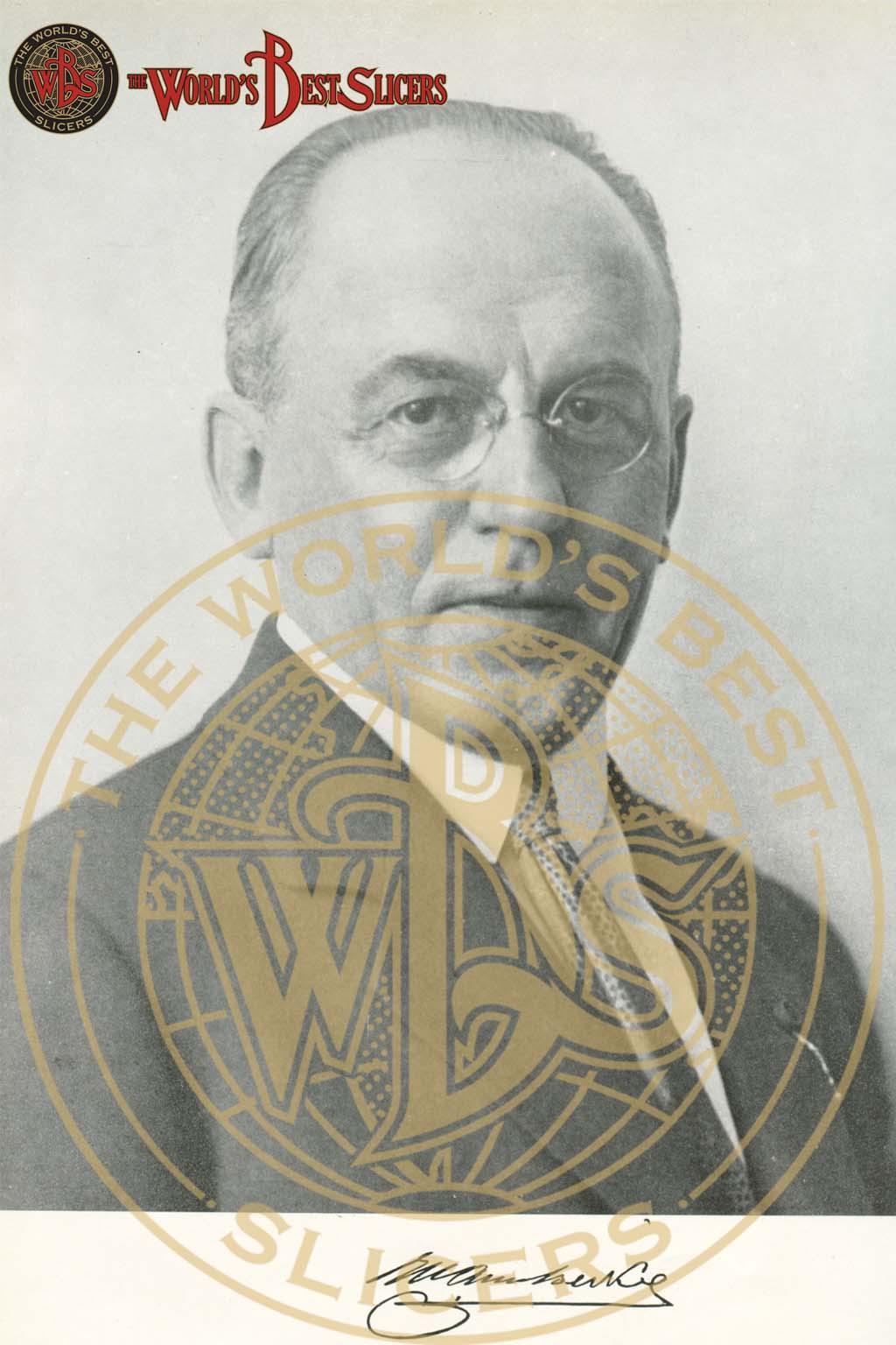 W.v.Berkel W.A.Van Berkel's Geschichte