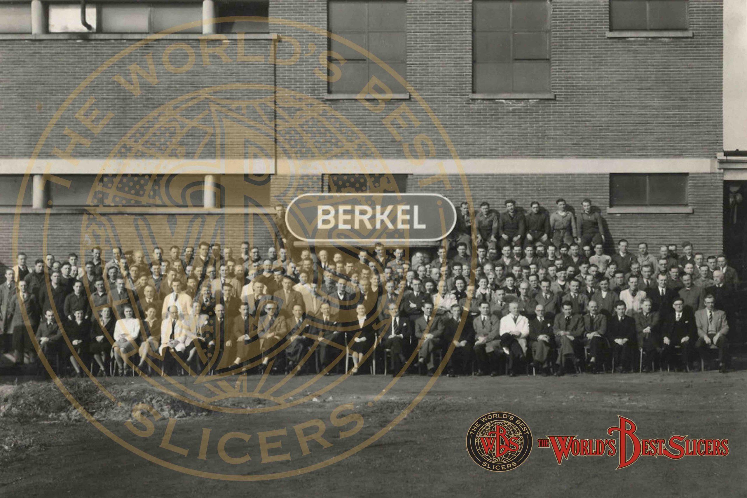 z-scaled W.A.Van Berkel's Geschichte