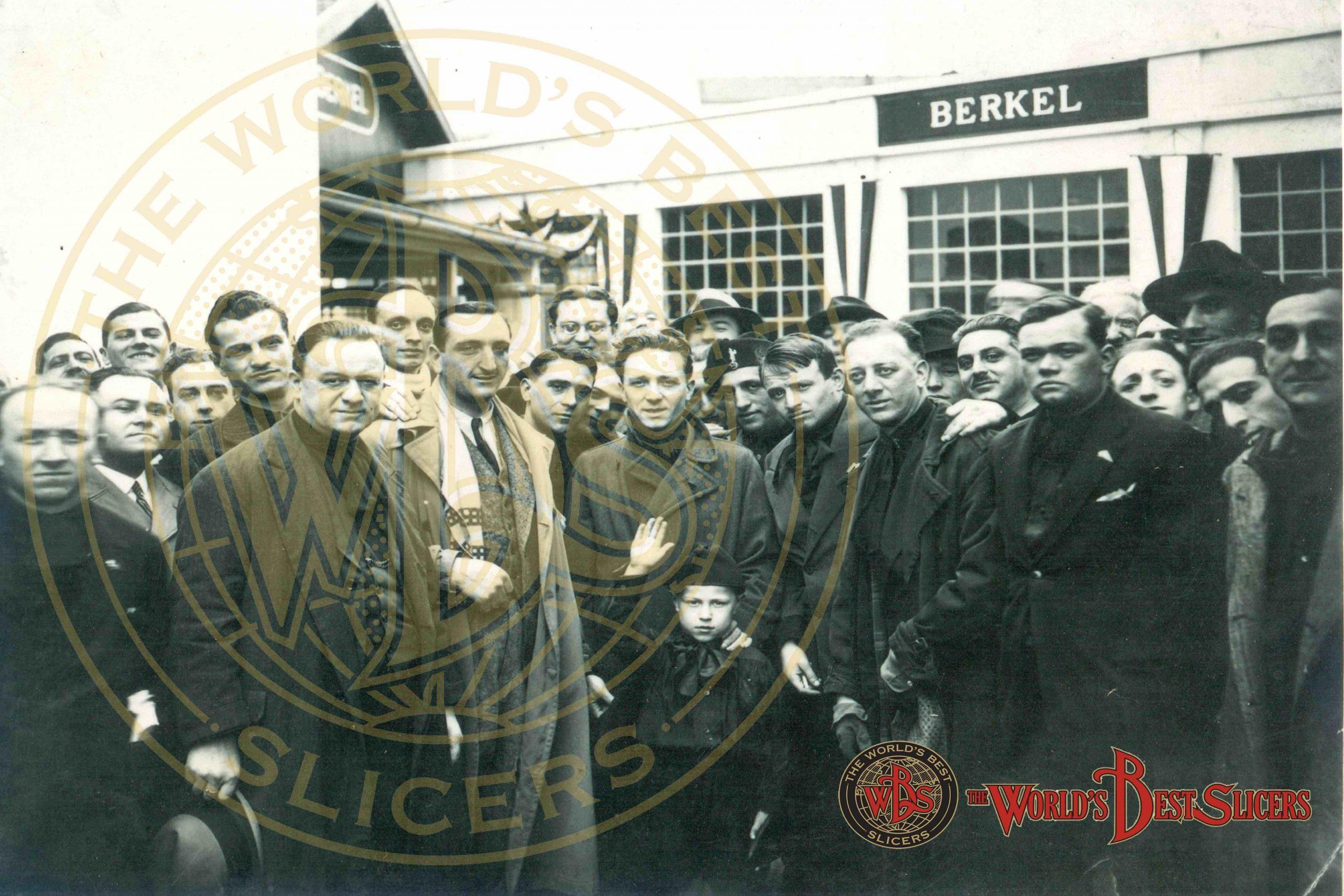 z4-scaled W.A.Van Berkel's Geschichte