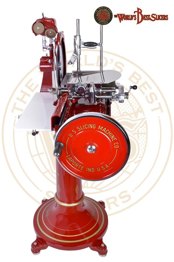 Berkel – USA Kanada Modell 11 rot
