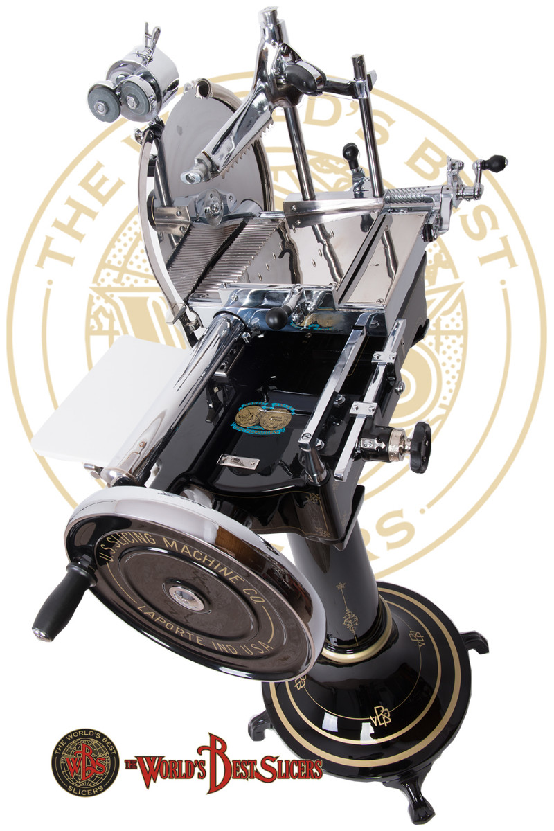 Berkel – USA Kanada Modell 7 U.S. schwarz