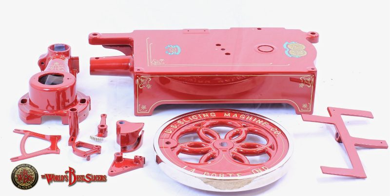 Berkel – USA Kanada Modell 100
