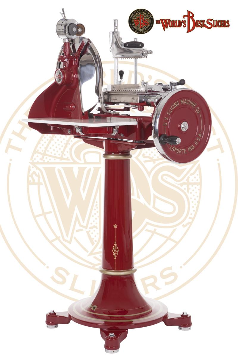 Berkel – USA Kanada Modell 7 U.S. Rot