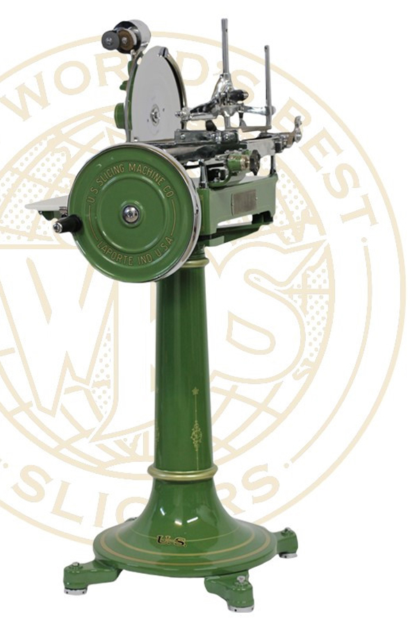 Berkel – USA Kanada Modell 7 U.S. Grün