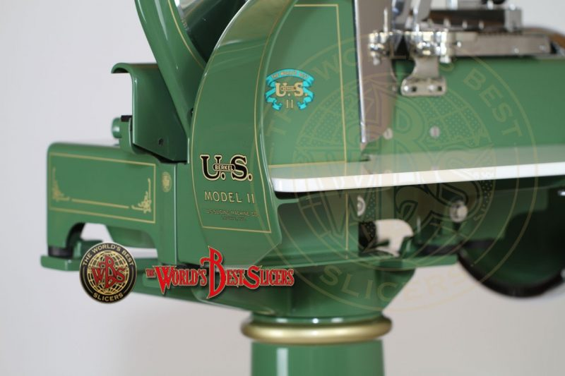 Berkel – USA Kanada Modell 11 Grün
