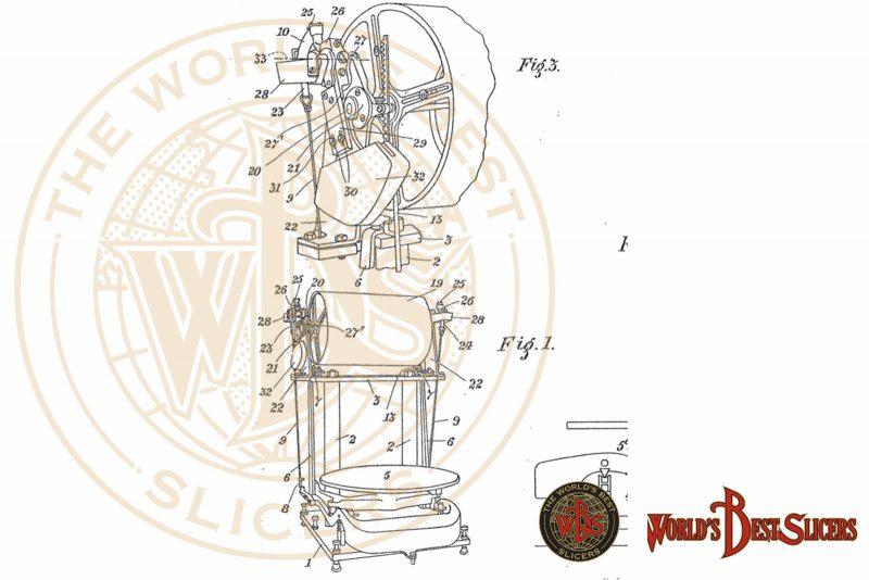 Berkel Waagen Modell 591