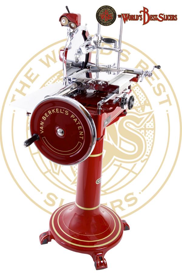Berkel Europe Model 21 red