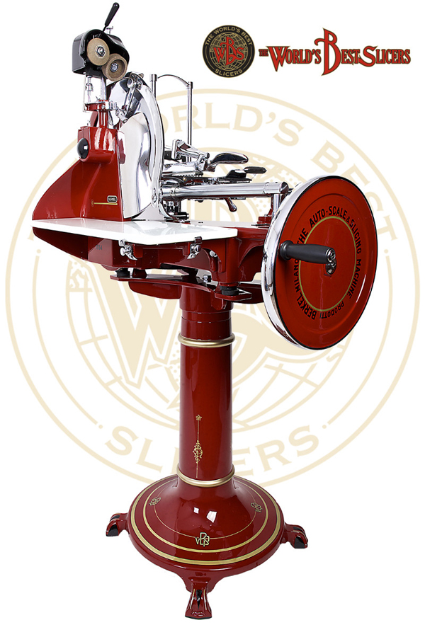 Berkel Europe Model 12 red