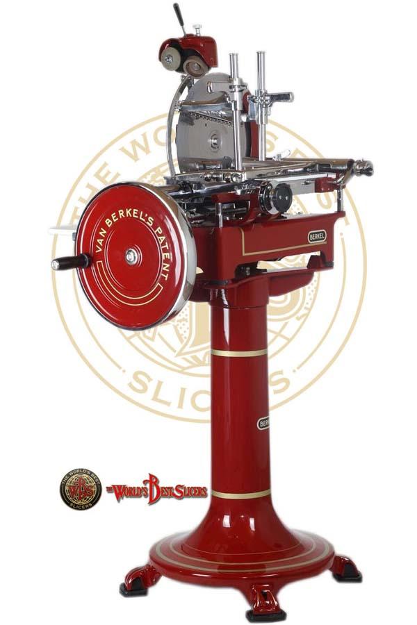 Berkel Europe Model 8H red