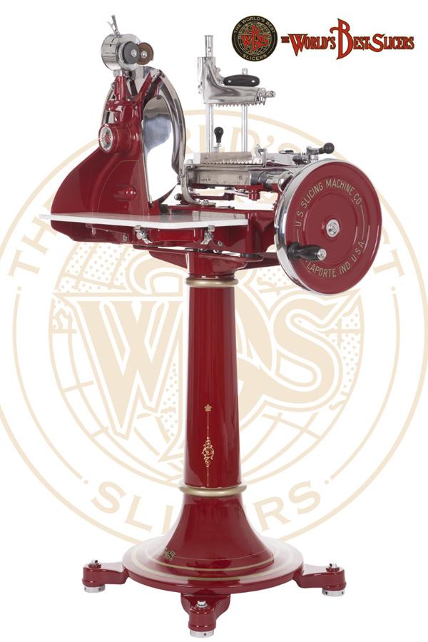 Berkel – USA Canada Model 7 red