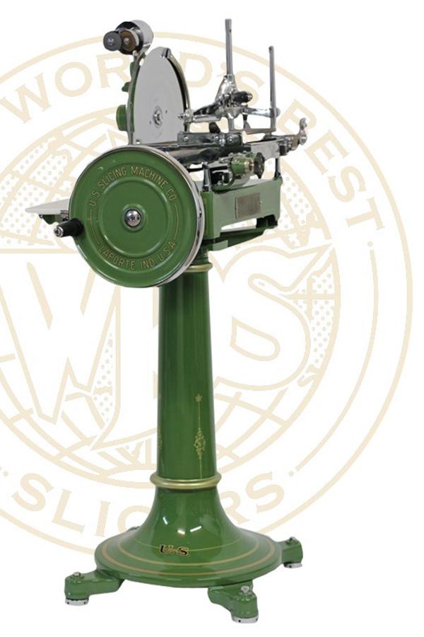 Berkel – USA Canada Model 7 green