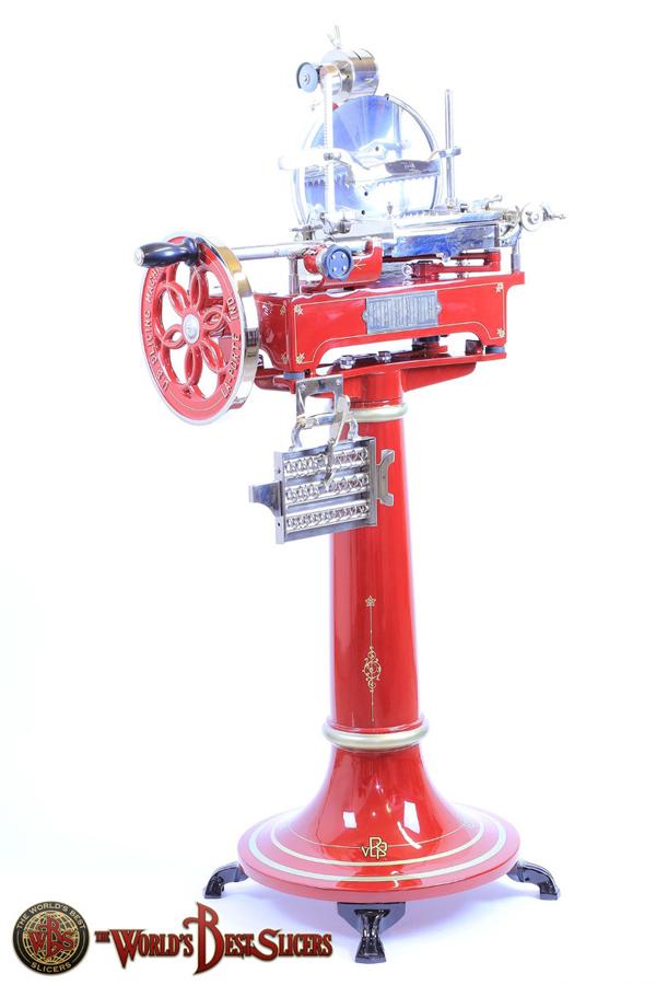 Berkel – USA Canada Model B red
