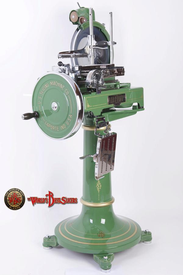 Berkel – USA Canada Model 11 green