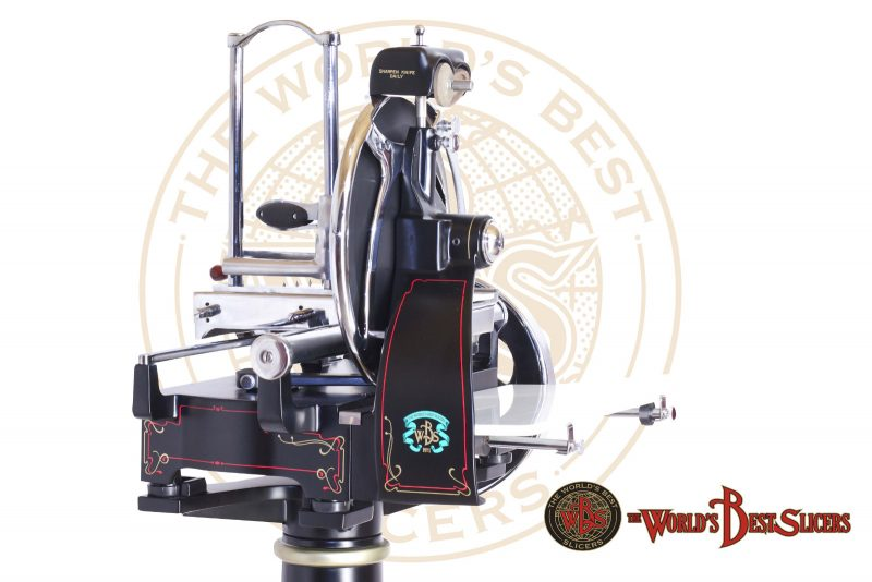 WBS model 1 black matte