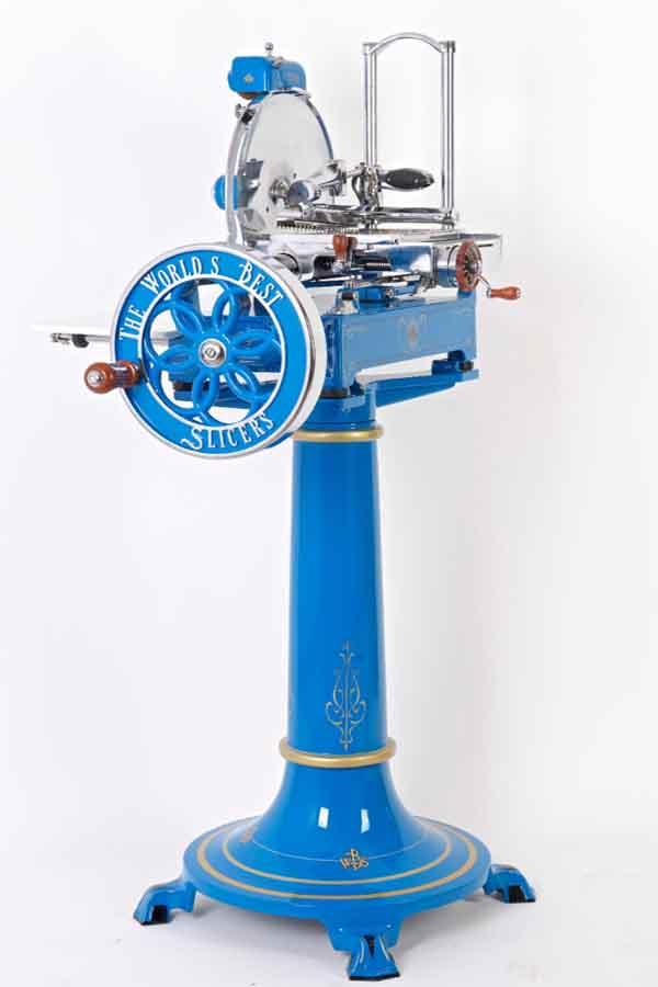 WBS model 1 blue