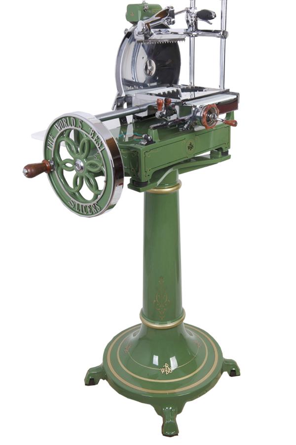 WBS model 1 Green