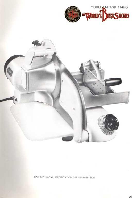 Berkel Modello 114