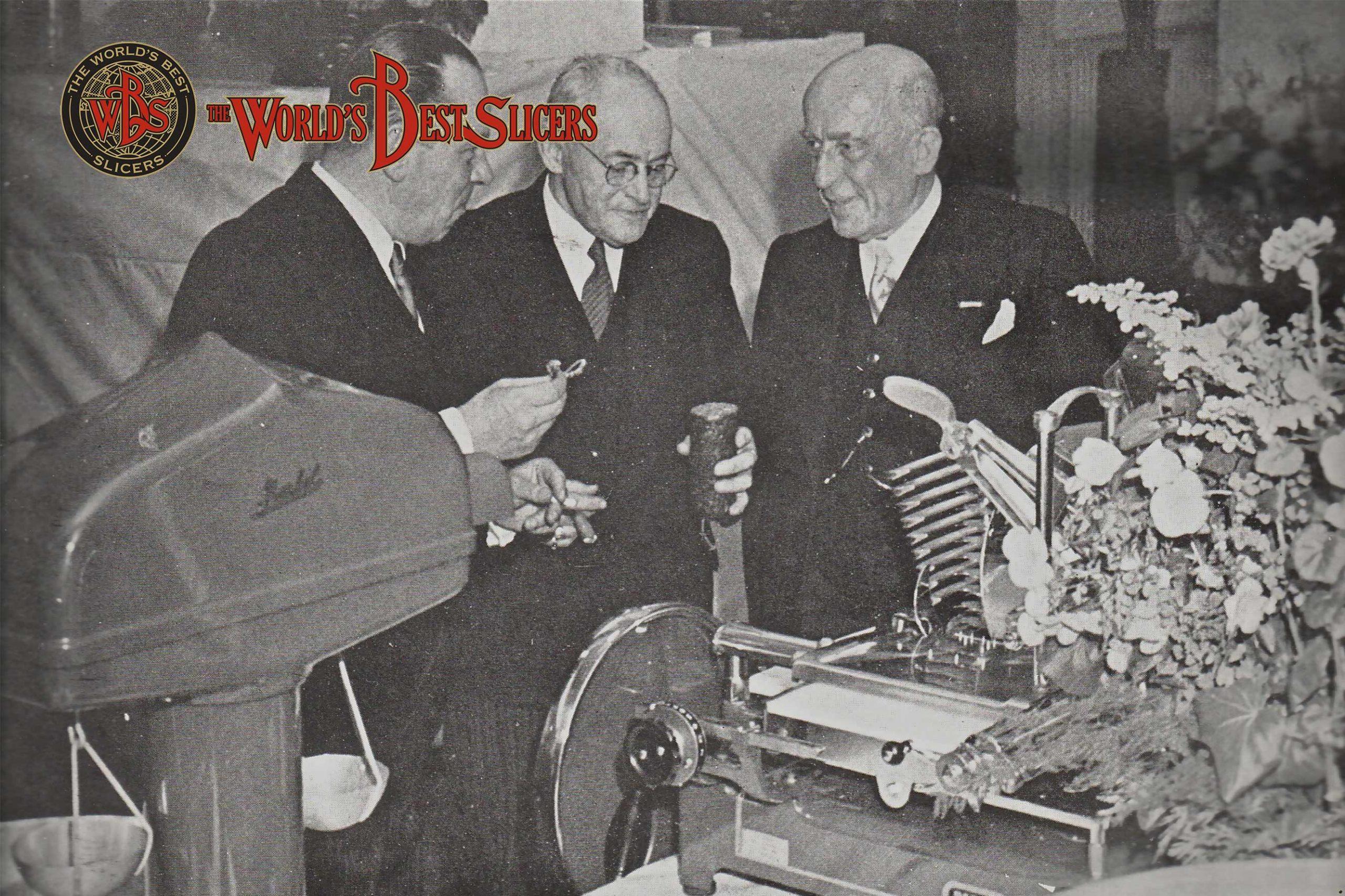 , La Storia di W.A.Van Berkel, Affettetrici Berkel | Restauro e Vendita