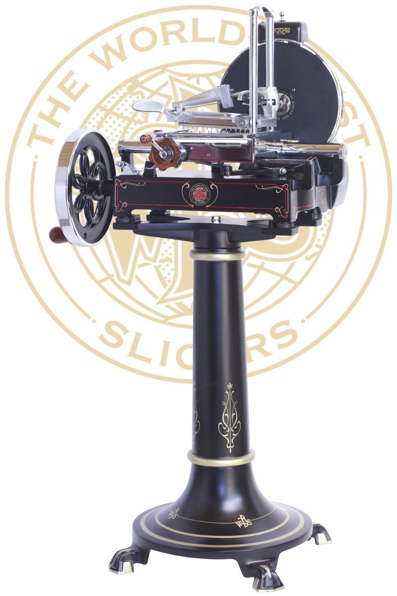 WBS modello 1 nera opaca