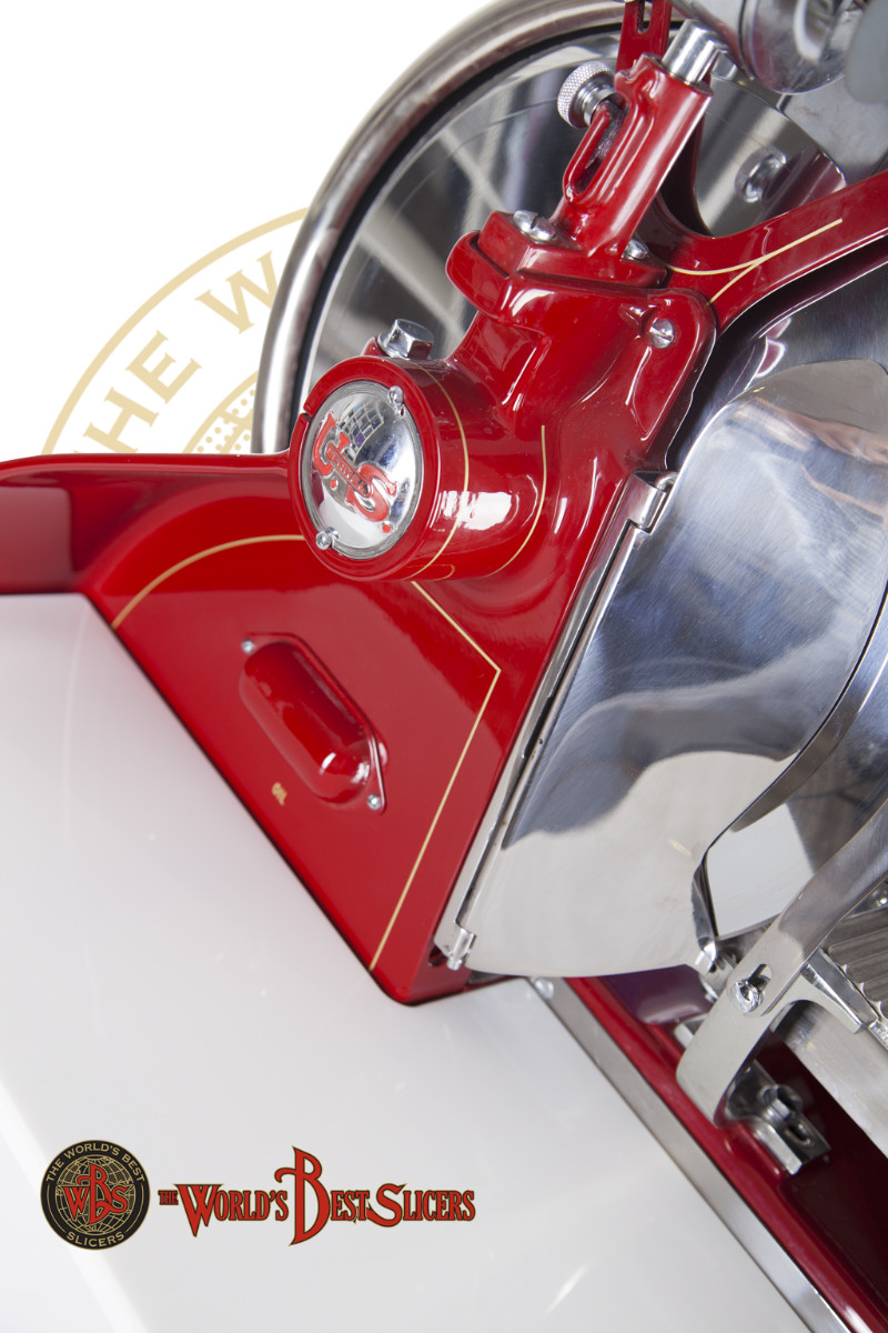 Berkel – USA Canada Modello 7 U.S. rossa