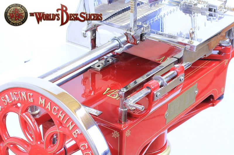 Berkel – USA Canada Modello B rossa