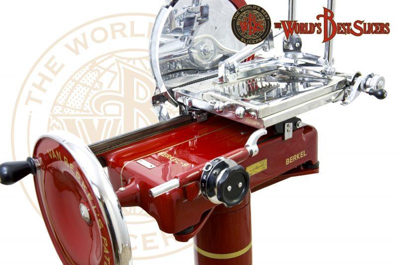 Berkel Modello 9h rossa