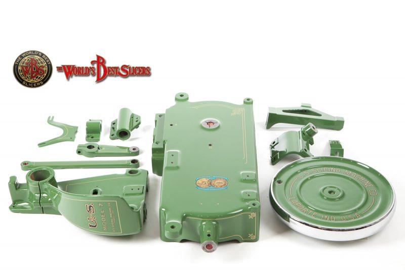 Berkel – USA Canada Modello 7 U.S. verde