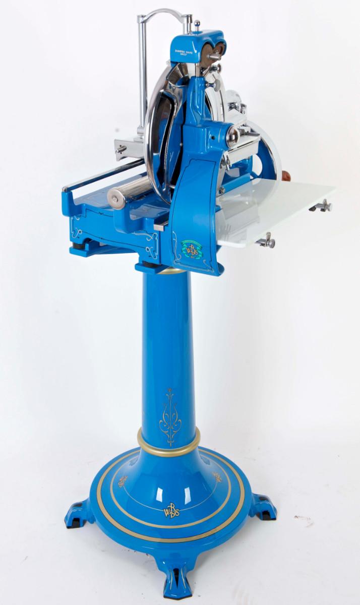 WBS modello 1 blu