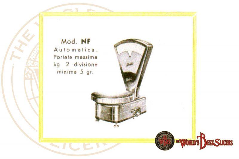 Bilancia Berkel Modello NF