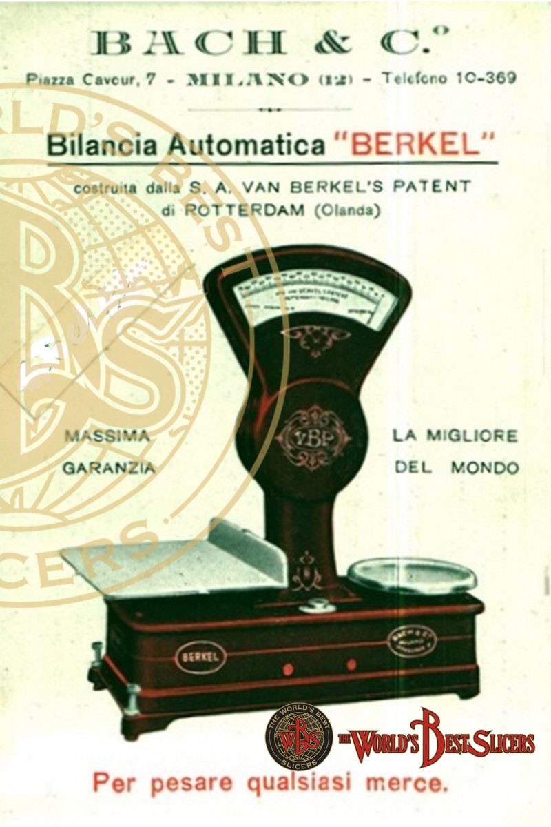 Bilancia Berkel Modello A
